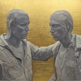 Richard Phillips-Liberation Monument-2001