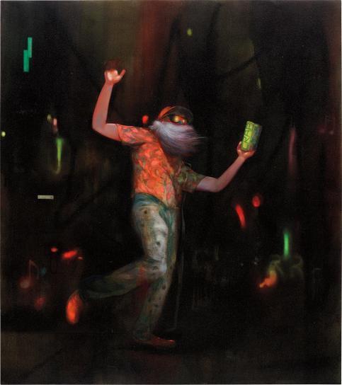 Nigel Cooke-In Da Club - Volume One-2010