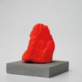 Ugo Rondinone-Small Red Mountain-2016