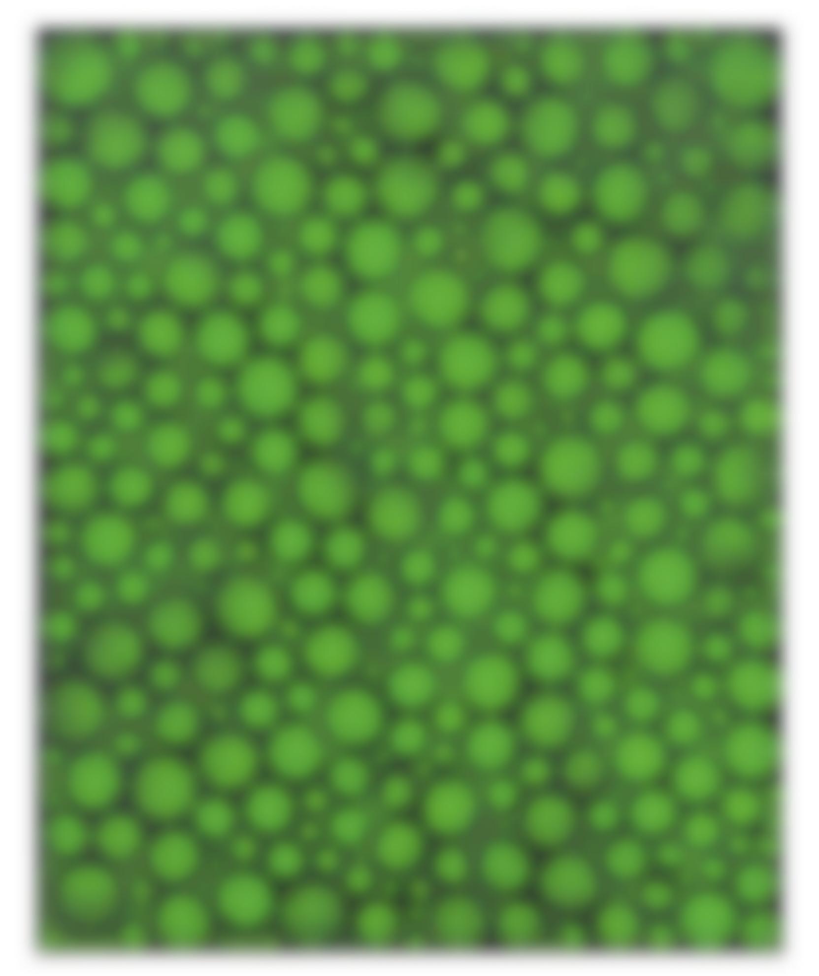 Yayoi Kusama-Dots A. Cb-2001