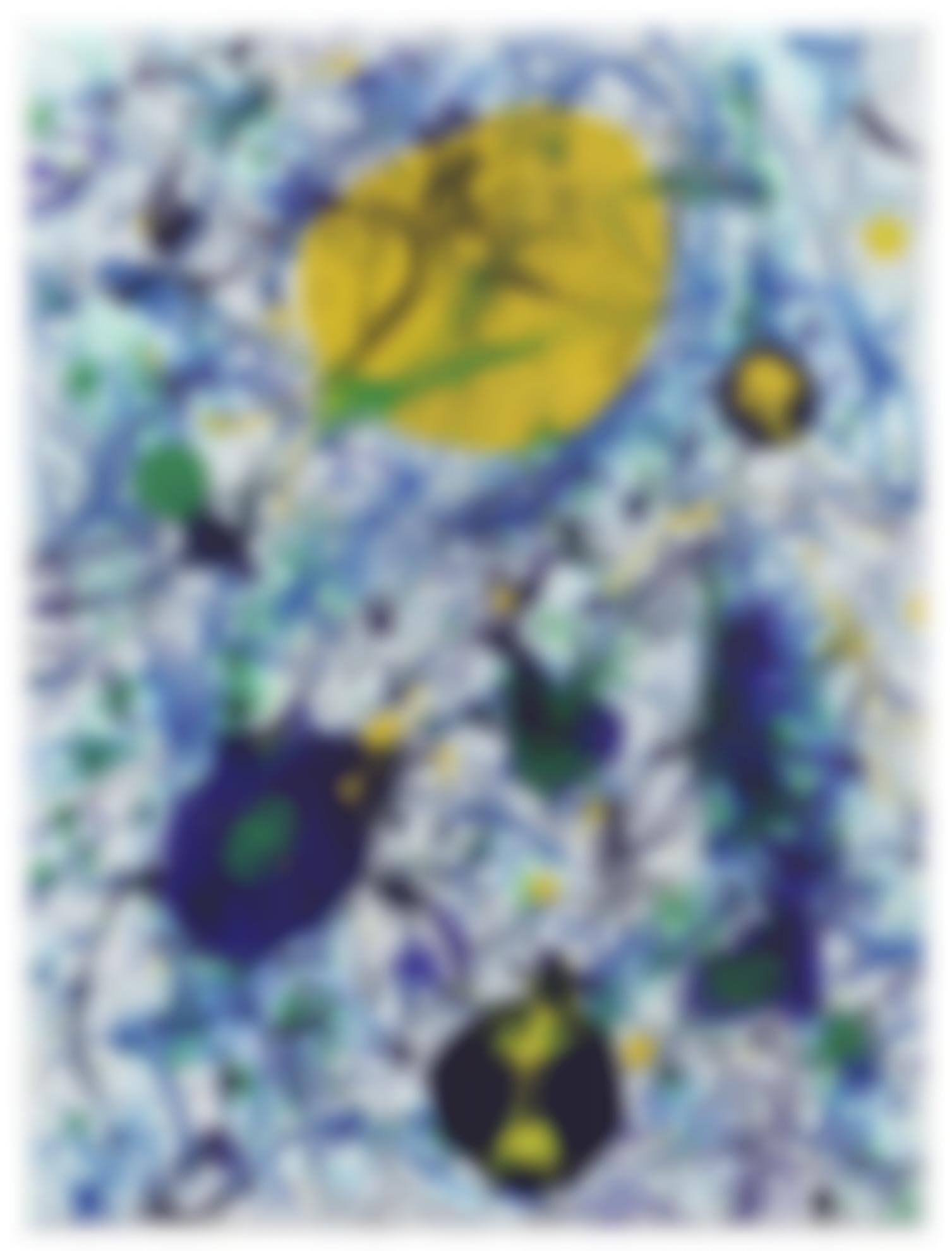 Sam Francis-Untitled (Sff.1659)-1992