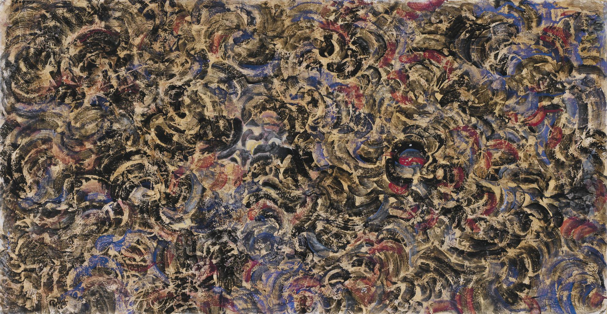 Mark Tobey-Tumult-1966