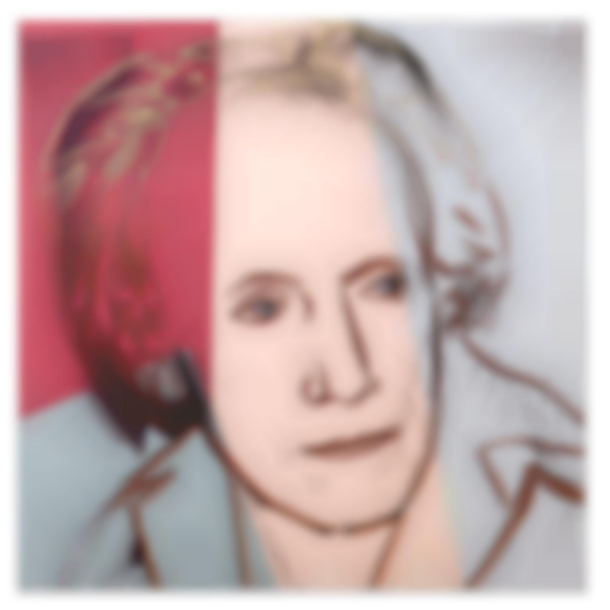 Andy Warhol-Paul Delvaux-1981