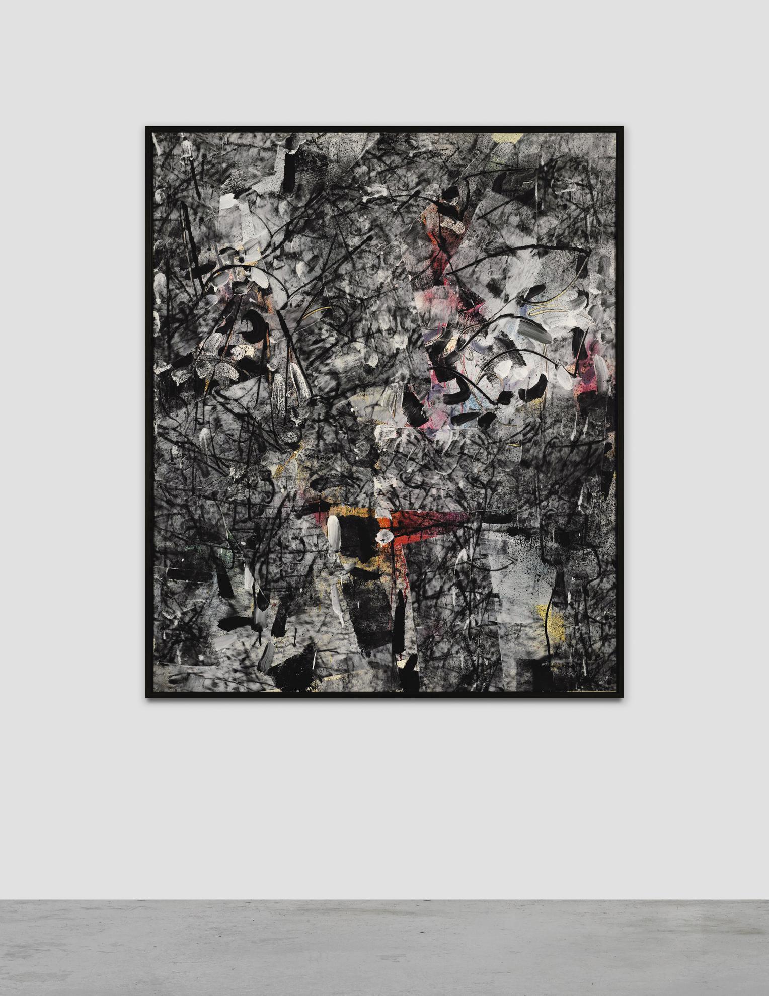 Jean-Paul Riopelle-Grey-1965