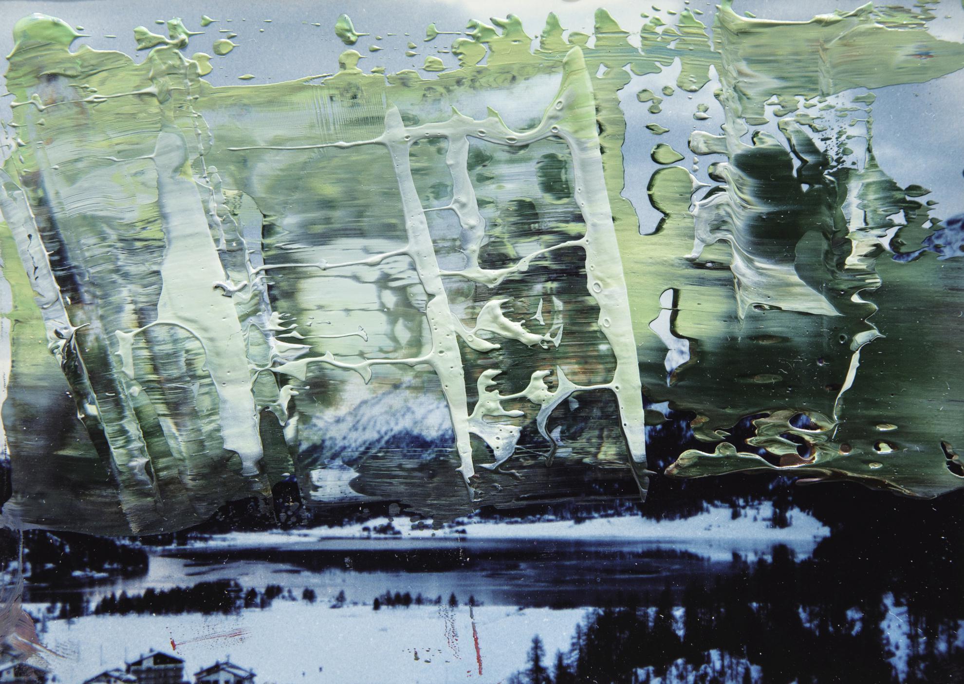 Gerhard Richter-Untitled (23.2.92)-1992