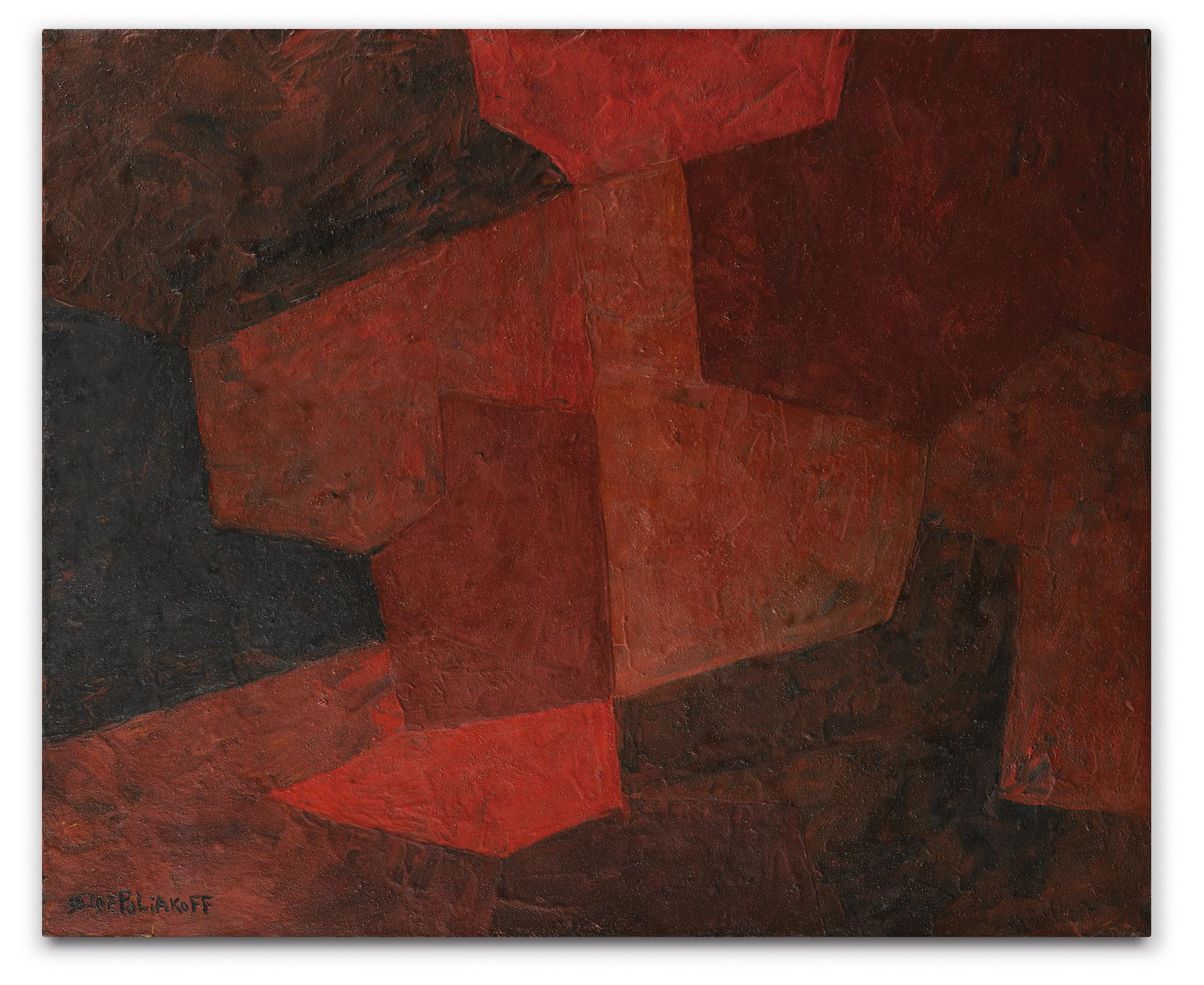 Serge Poliakoff-Composition-1964