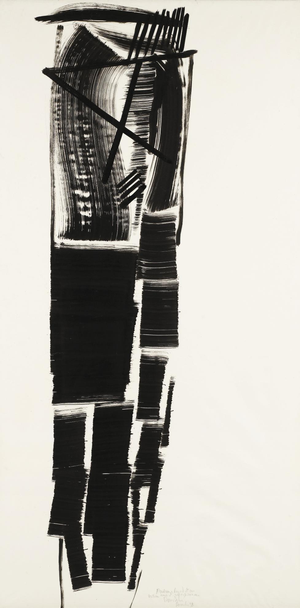 Olivier Debre-Untitled-1958