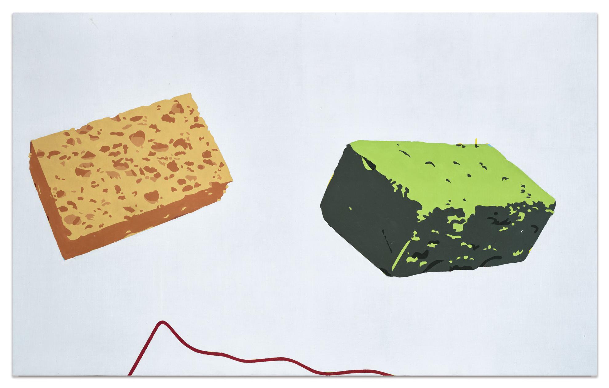 Herve Telemaque-Sponges-1969