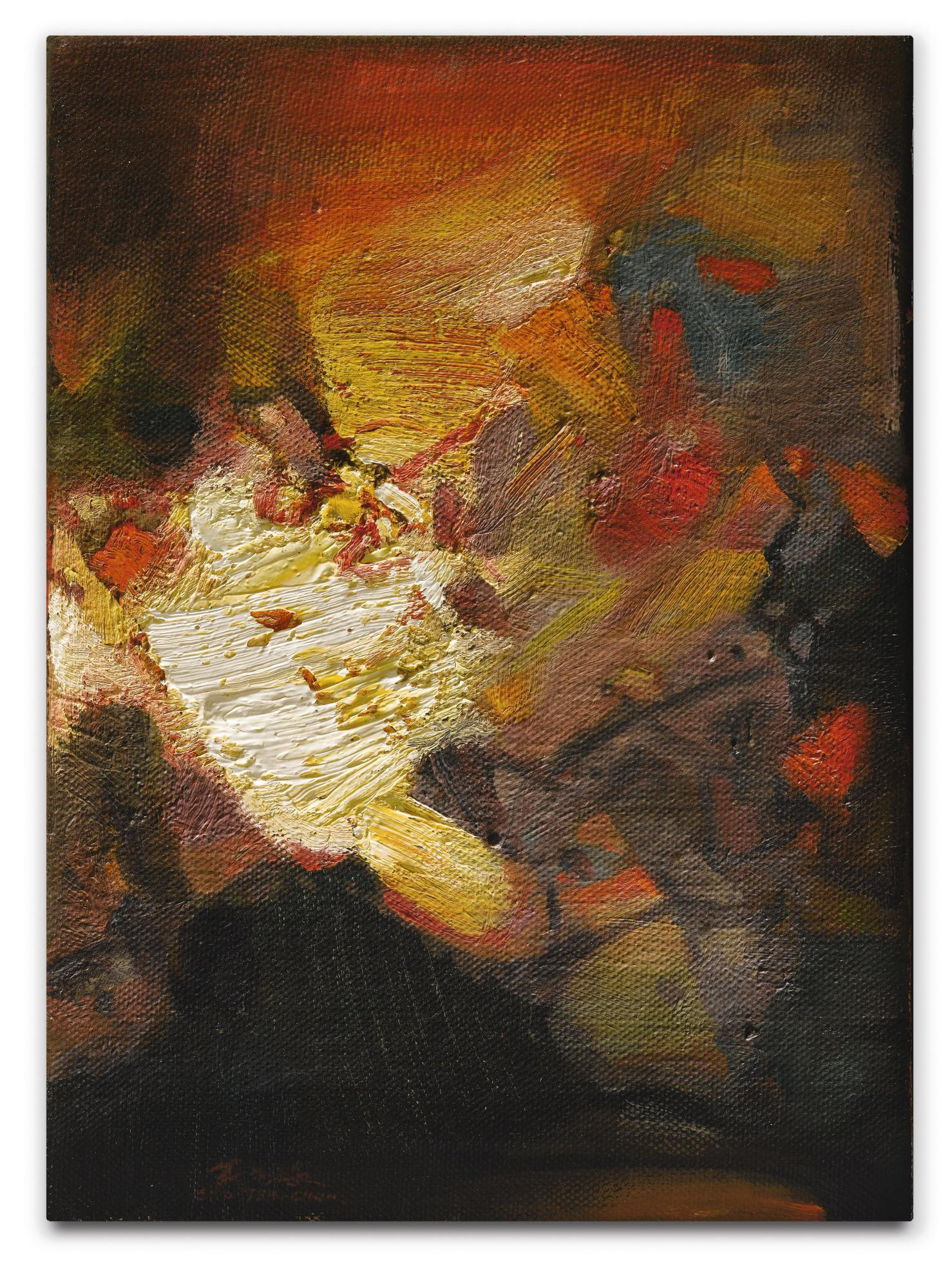 Chu Teh-Chun-Untitled-1979