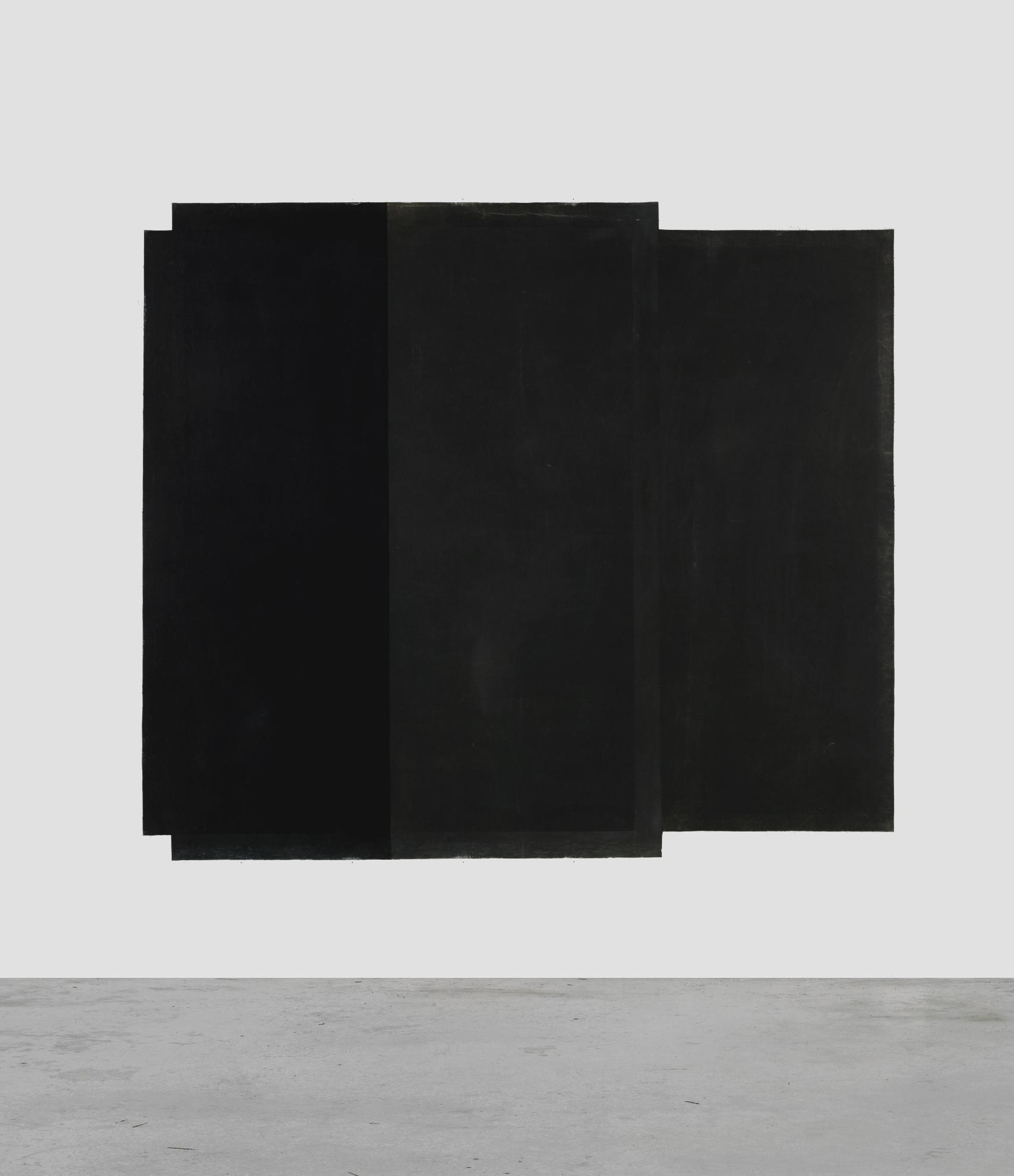 Louis Cane-Sol-Mur-1976