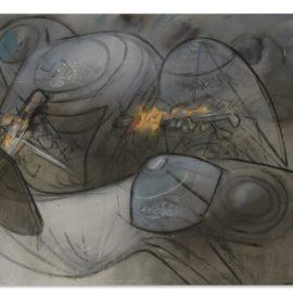 Roberto Matta-Untitled-1966
