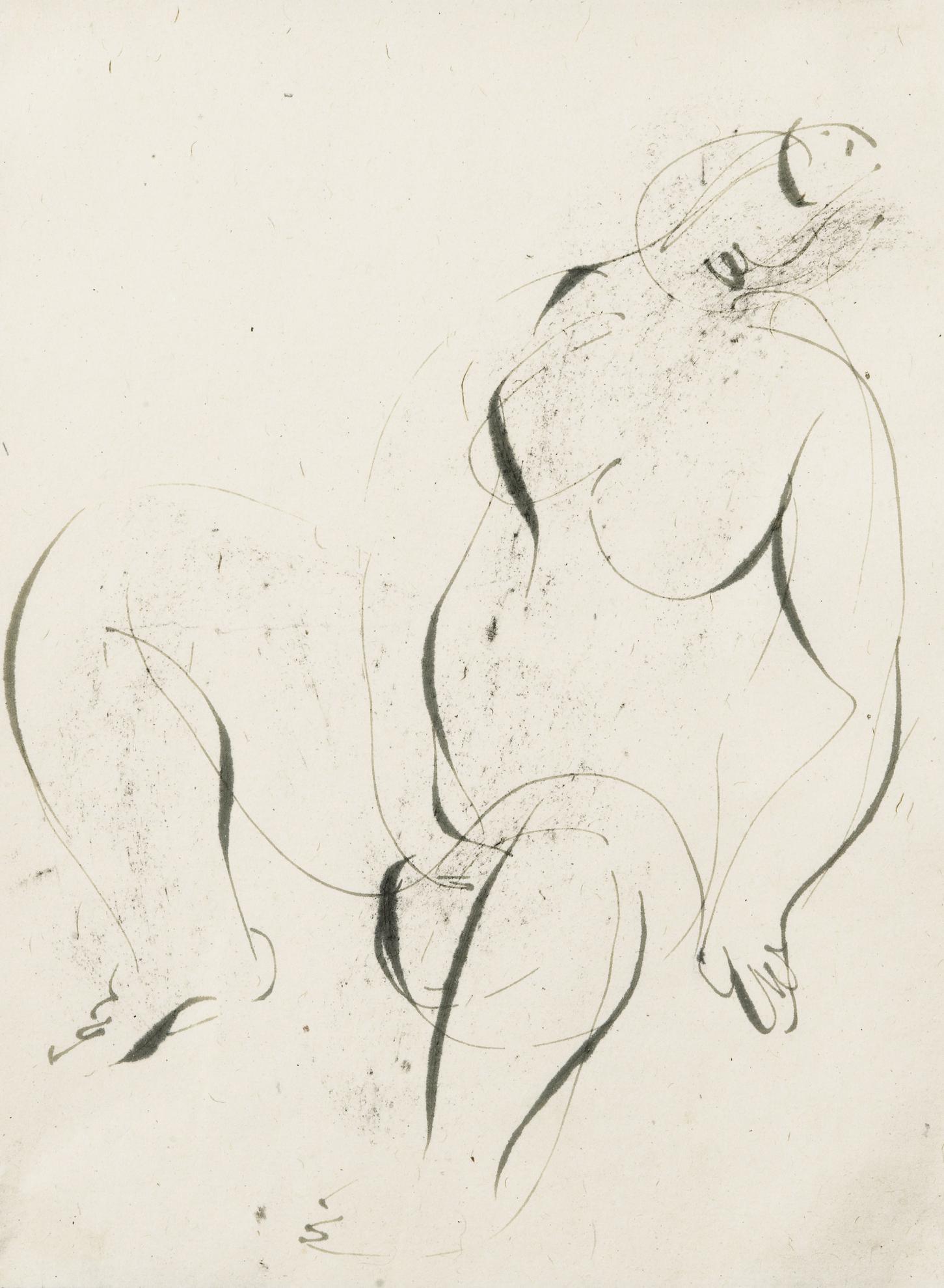 Jean Fautrier-Untitled-1944