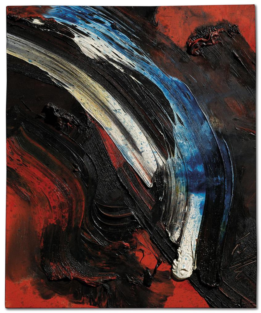 Kazuo Shiraga-To-1991