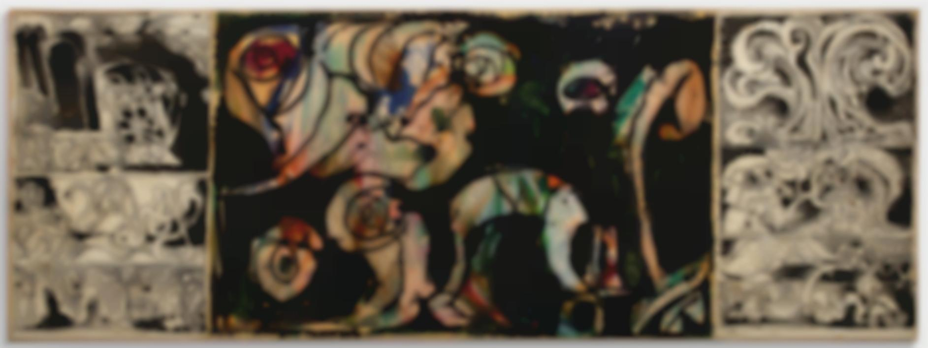 Pierre Alechinsky-Hand Made-1967