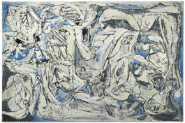 Pierre Alechinsky-Distances Prises-1960