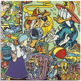 Erro-Looney Tunes-2006