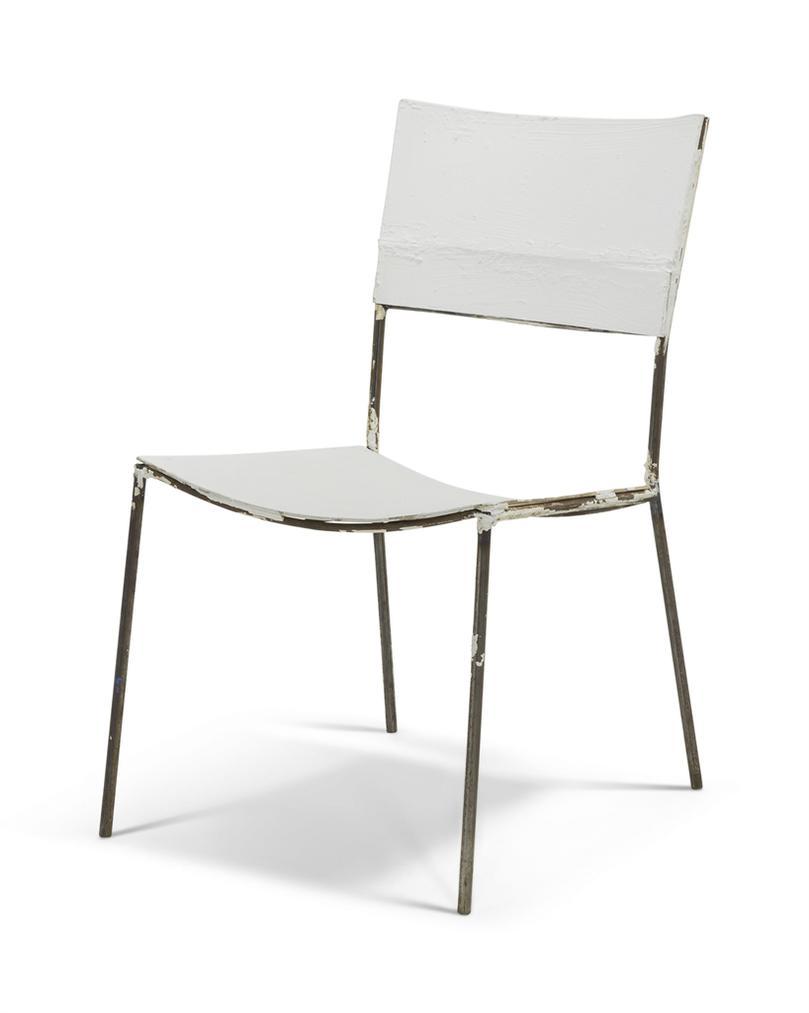 Franz West-Nacktstuhl (Naked Chair)-1996