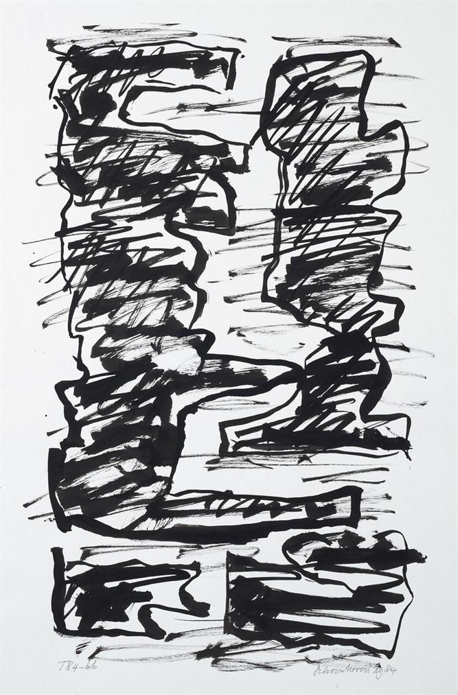Jan Schoonhoven-T84-66-1984