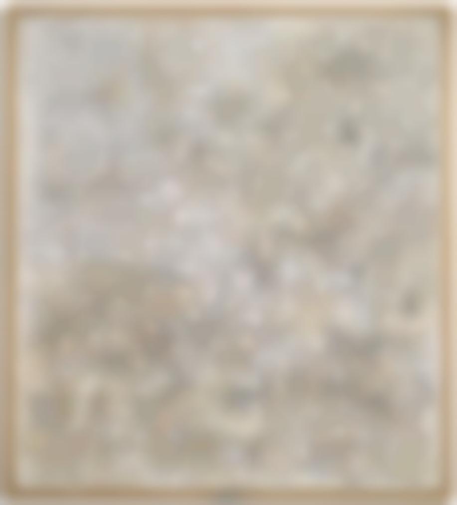Gerhard Hoehme - Hommage A Paul Klee-1962