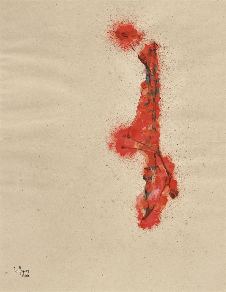 Carol Rama-Sans Titre-1964
