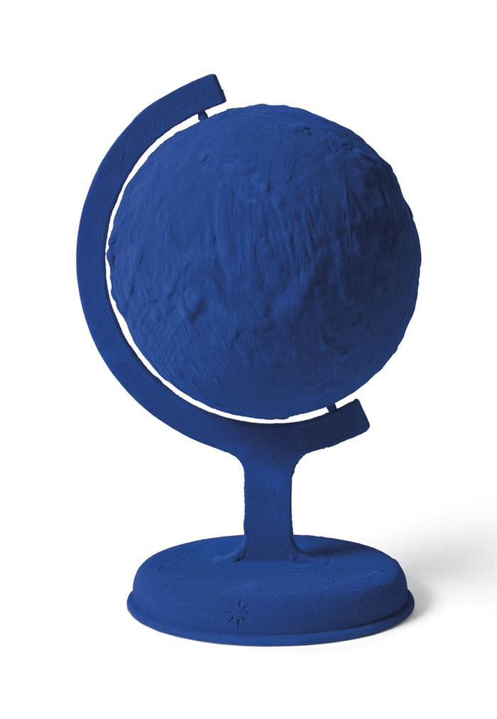 Yves Klein-La Terre Bleue, (Rp 7)-1957
