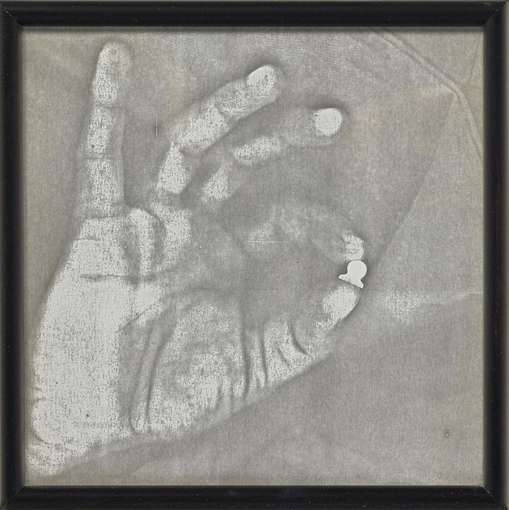 Martial Raysse-La Petite Forme-1969