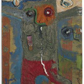 Enrico Baj-Decore De La Conquete Spatiale-1956