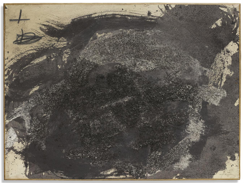 Antoni Tapies-Aparenca-1987