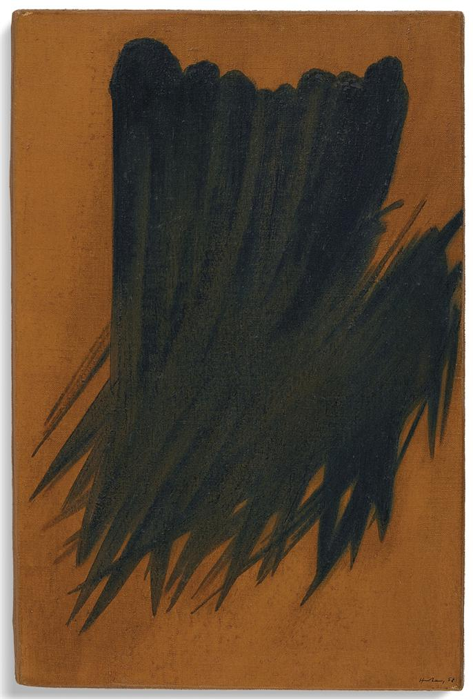Hans Hartung-T1958-5-1958