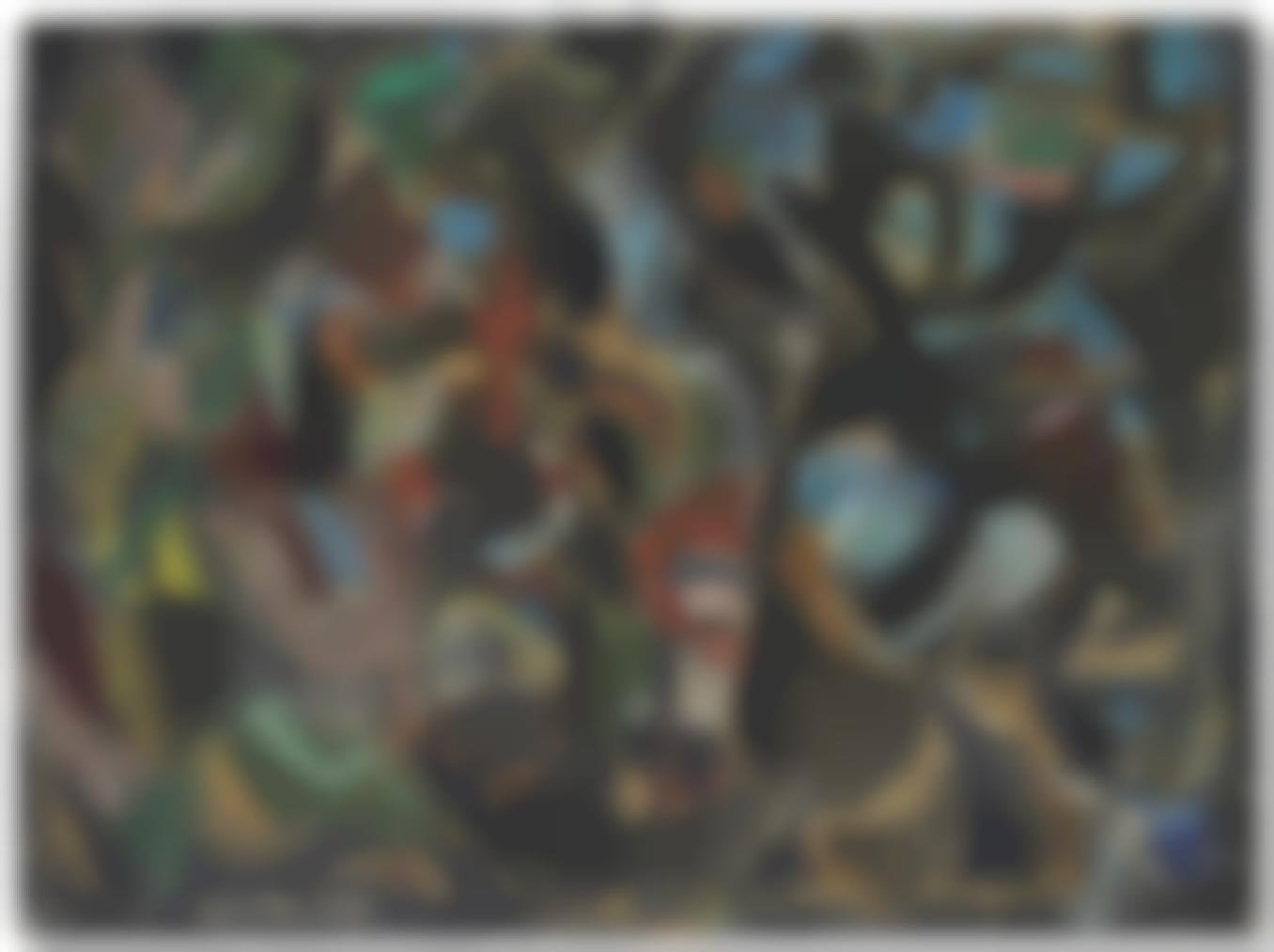 Andre Lanskoy-Composition Abstraite-1948