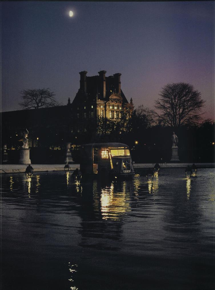Claude Leveque - Mon Repos Aux Tuileries 2-2008