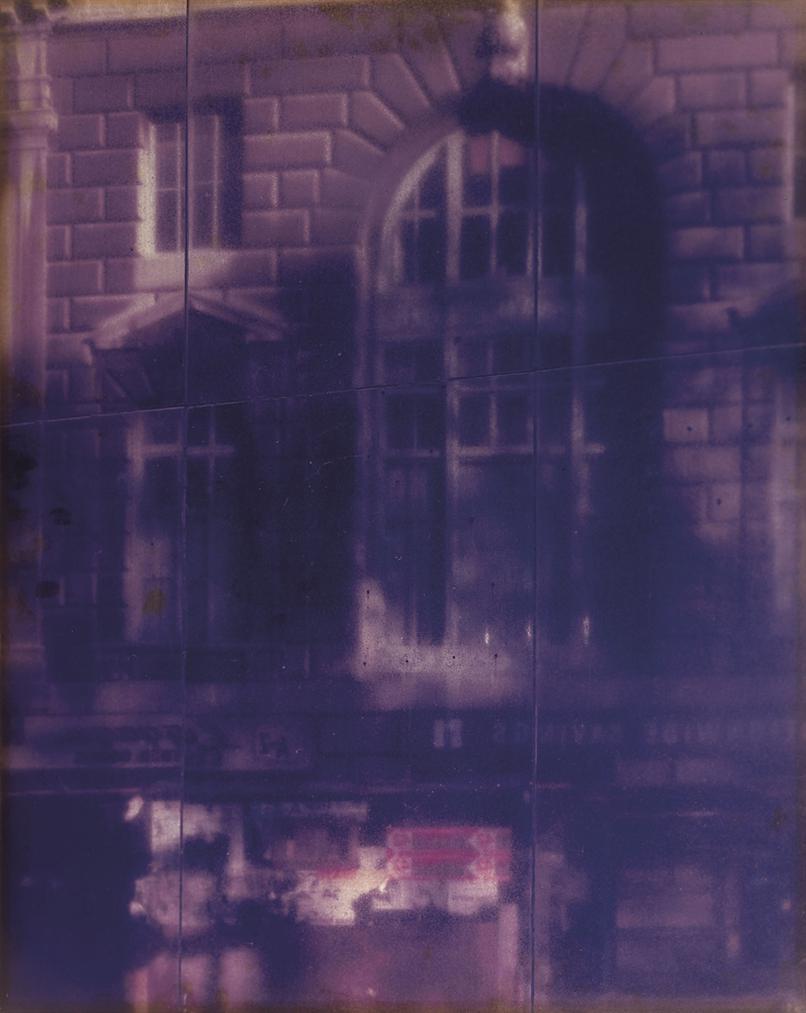 Felix Gonzalez-Torres-Untitled (Wall Street)-1986