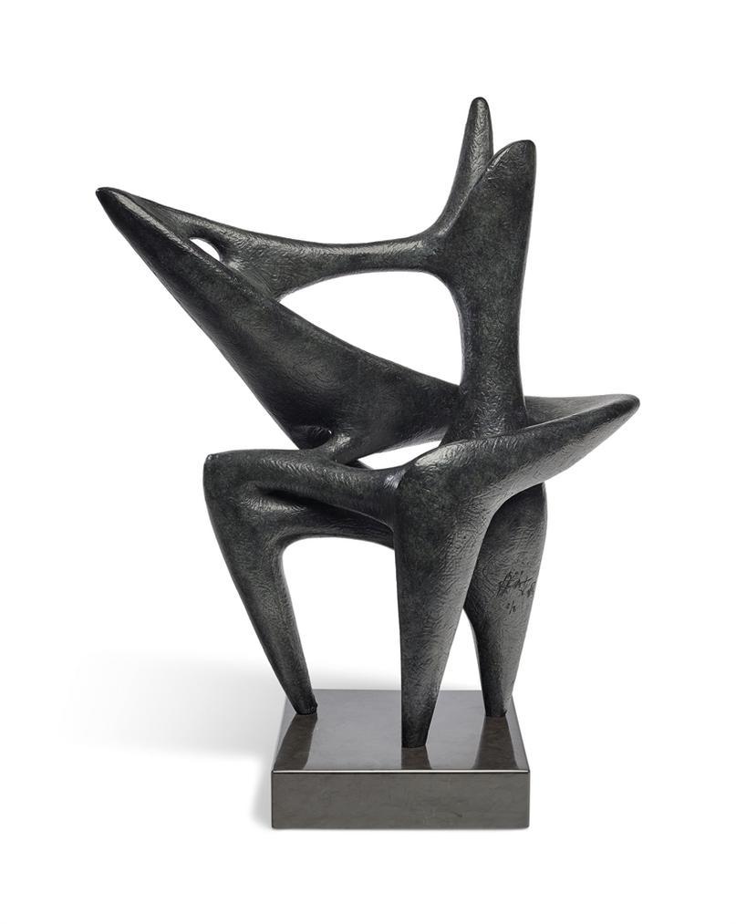 Agustin Cardenas-Elle Se Plait-1956