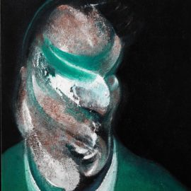 Francis Bacon-After Francis Bacon - Study For Head Of Lucian Freud 1967-2015