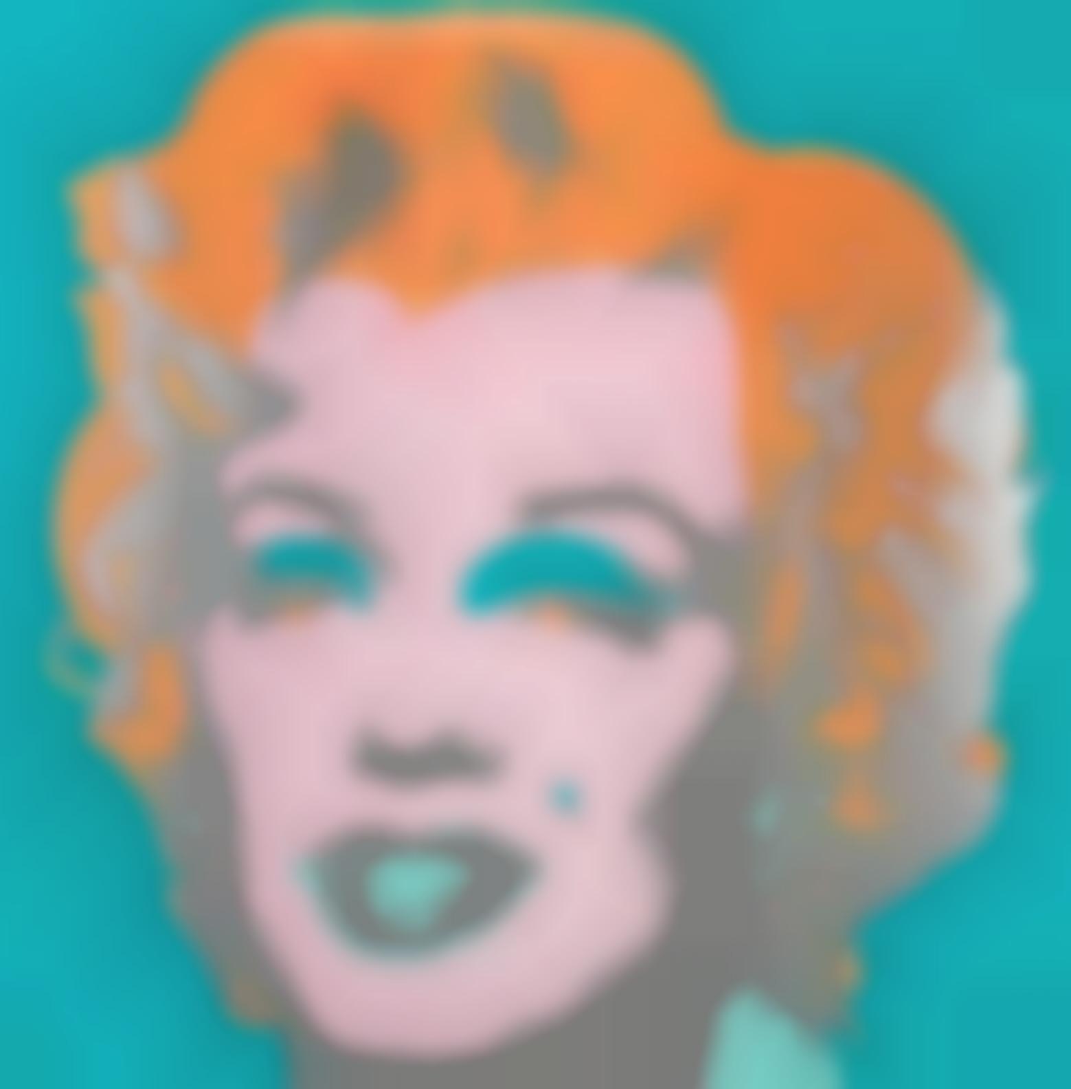 Andy Warhol-Marilyn (Feldman & Schellmann II.29)-1967