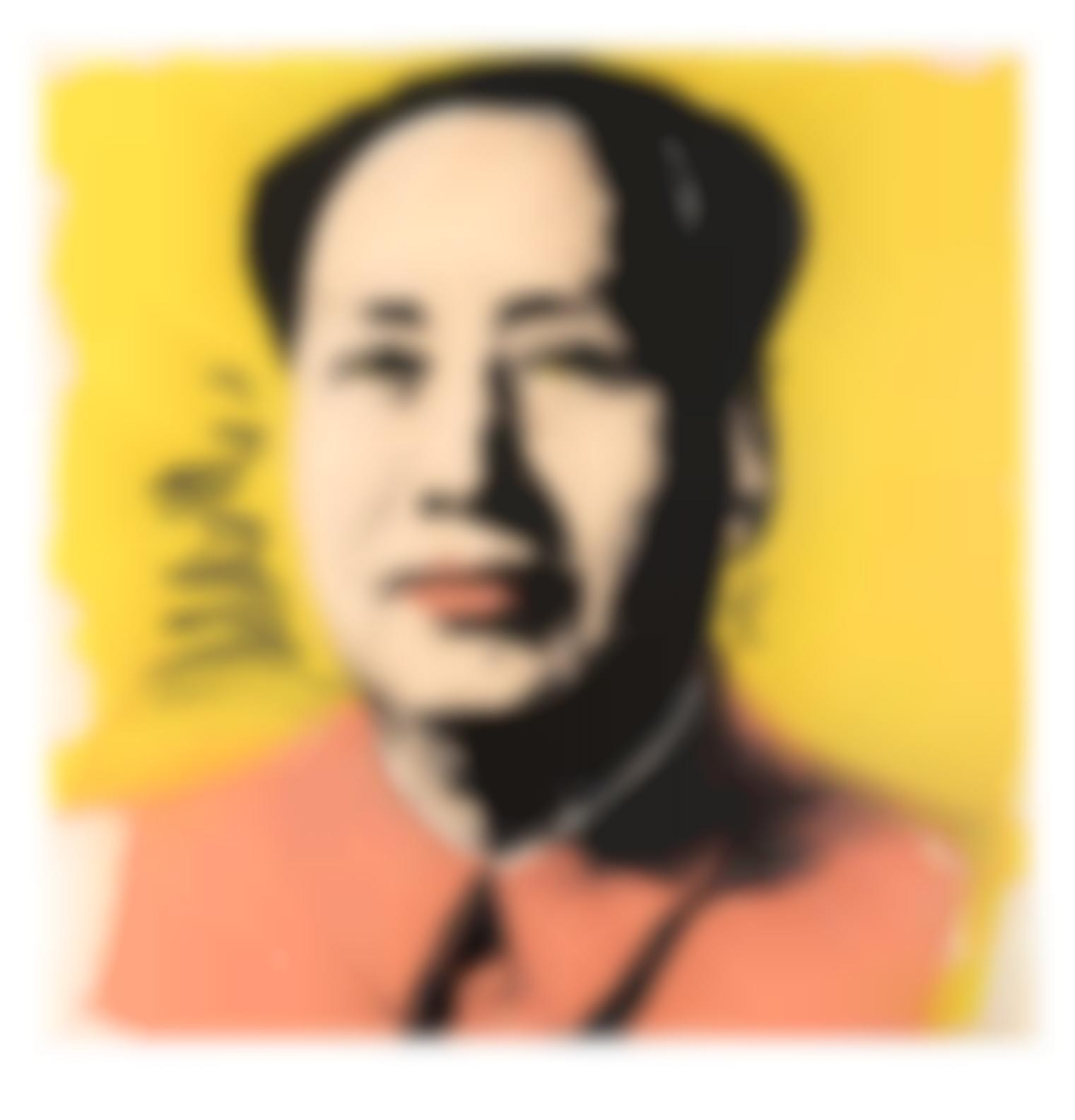 Andy Warhol-Mao (Feldman & Schellmann II.97)-1972