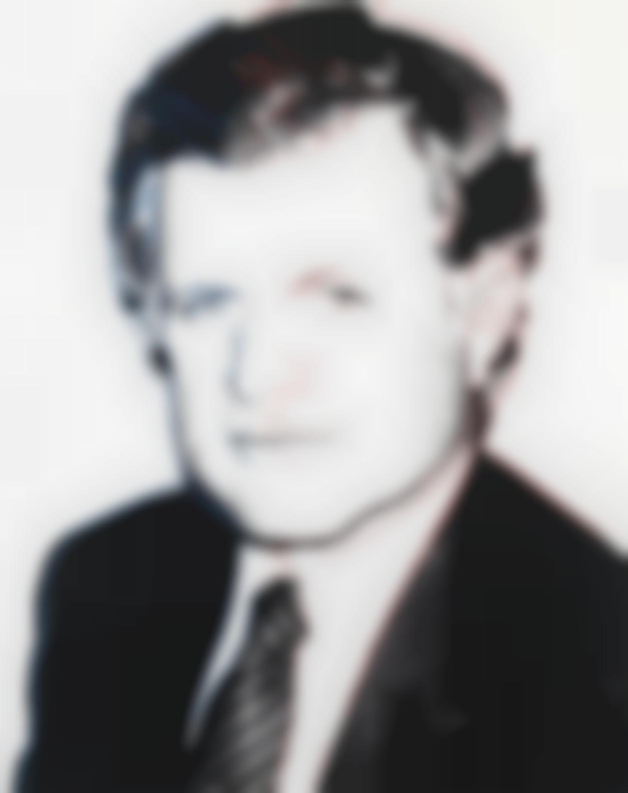 Andy Warhol-Edward Kennedy (Feldman & Schellmann II.240)-1980