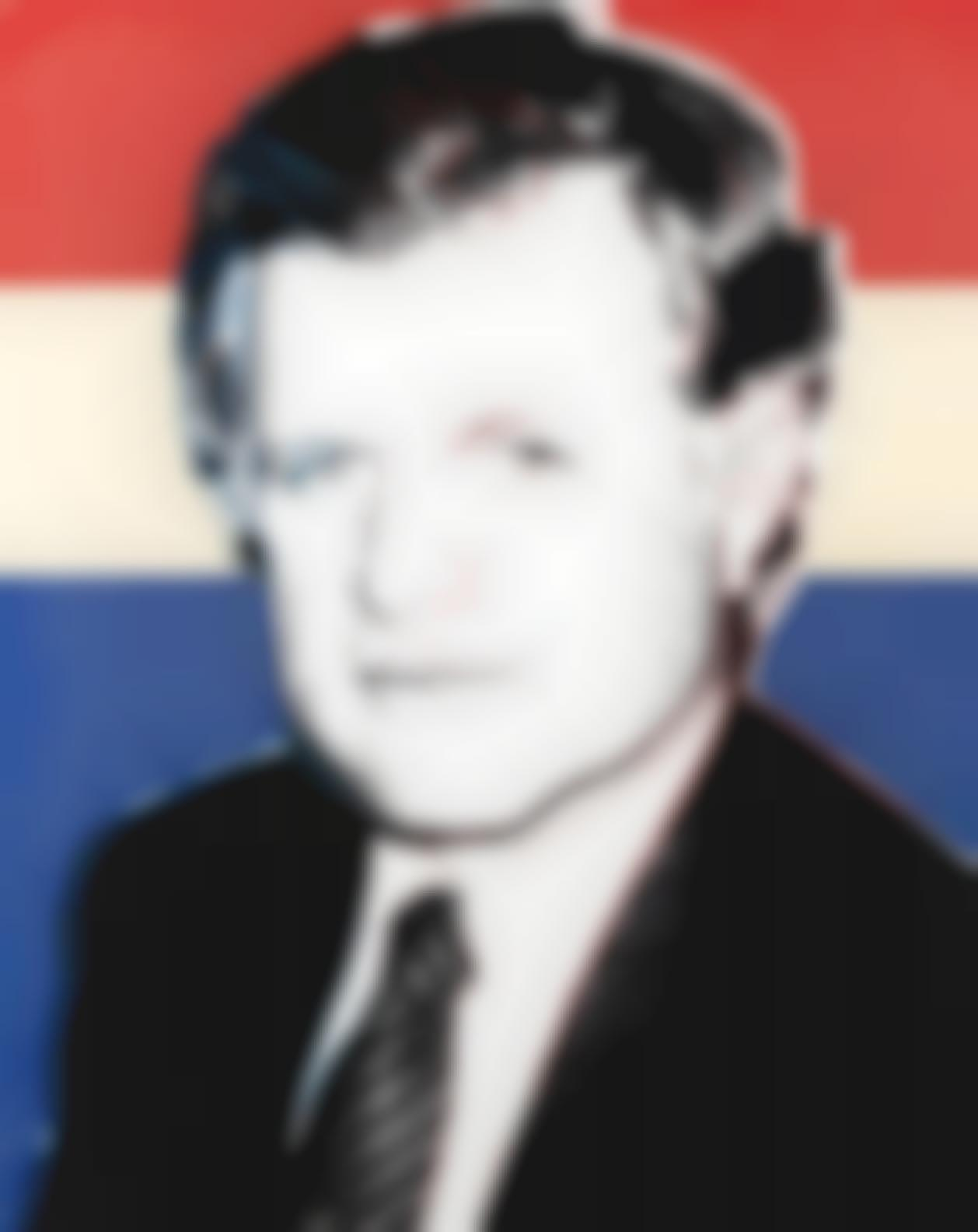 Andy Warhol-Edward Kennedy (Deluxe Edition) (Feldman & Schellmann II.241)-1980