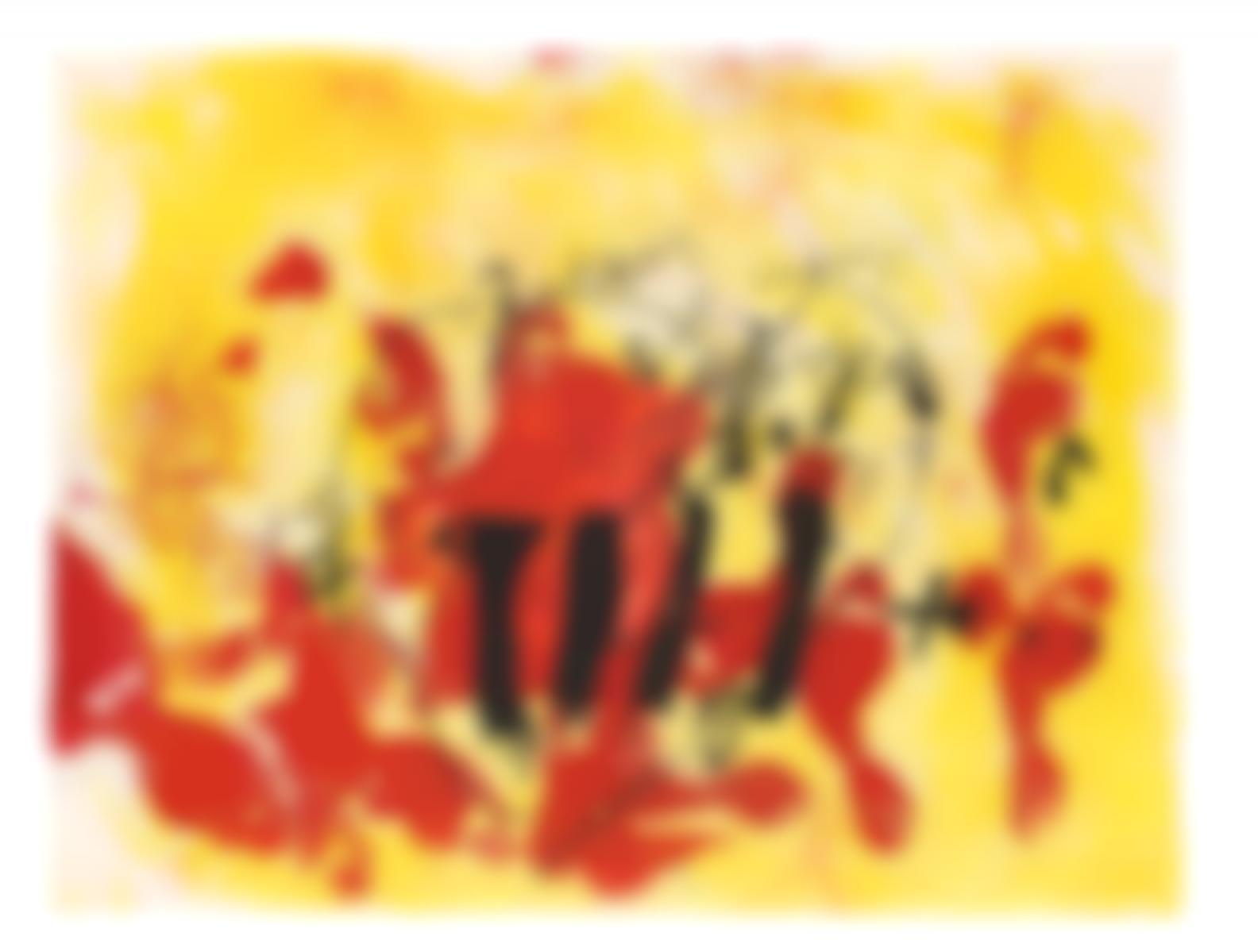 Antoni Tapies-Suite Catalana (Galfetti 302-306)-1972