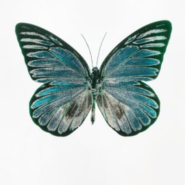 Damien Hirst-The Souls I - Emerald Green/Turquoise/Cool Gold-2010
