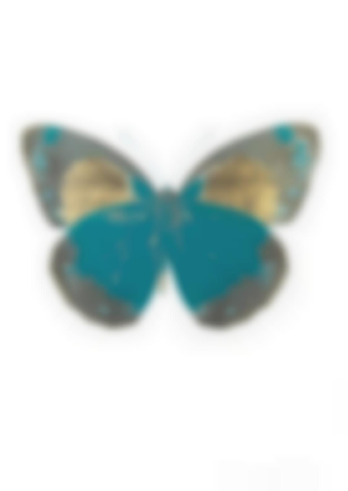 Damien Hirst-The Souls II - Cool Gold/Oriental Gold/Turquoise-2010