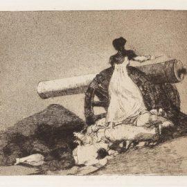 Francisco de Goya-Los Desastres De La Guerra (Disasters Of War) (Delteil 120-199; Harris 121-200)-1820