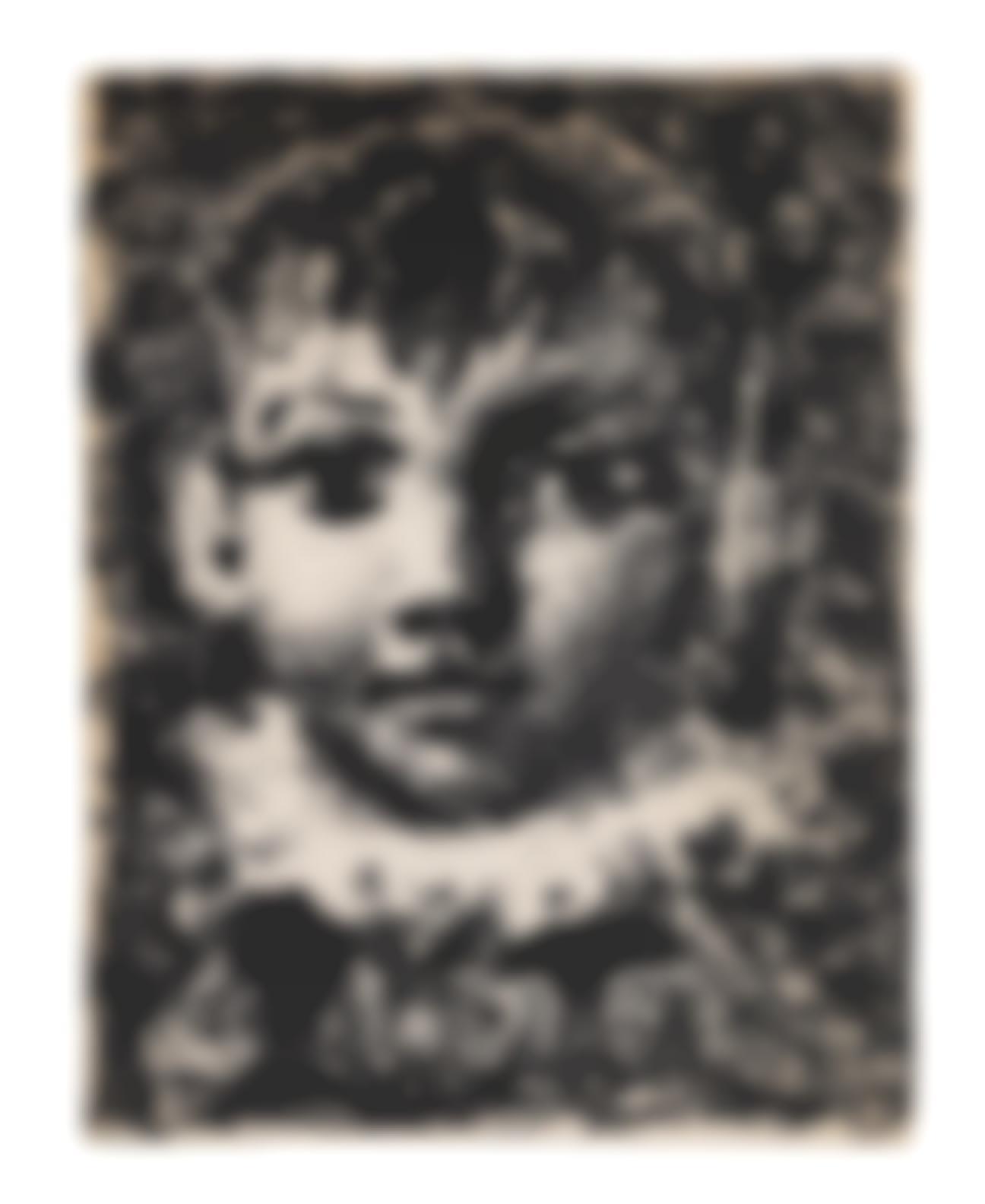 Pablo Picasso-Picasso Lithographe I-IV (Cramer 55, 60, 77, 125)-1964