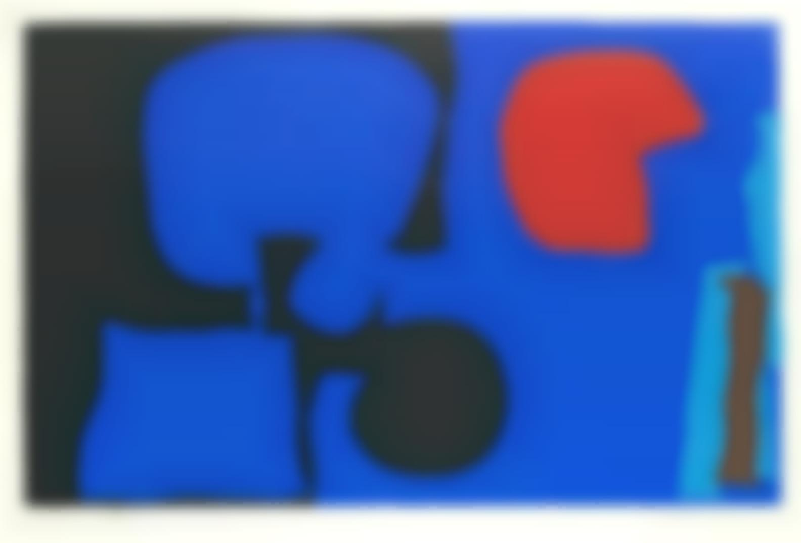 Patrick Heron-Winchester Four I : May 1967-1967