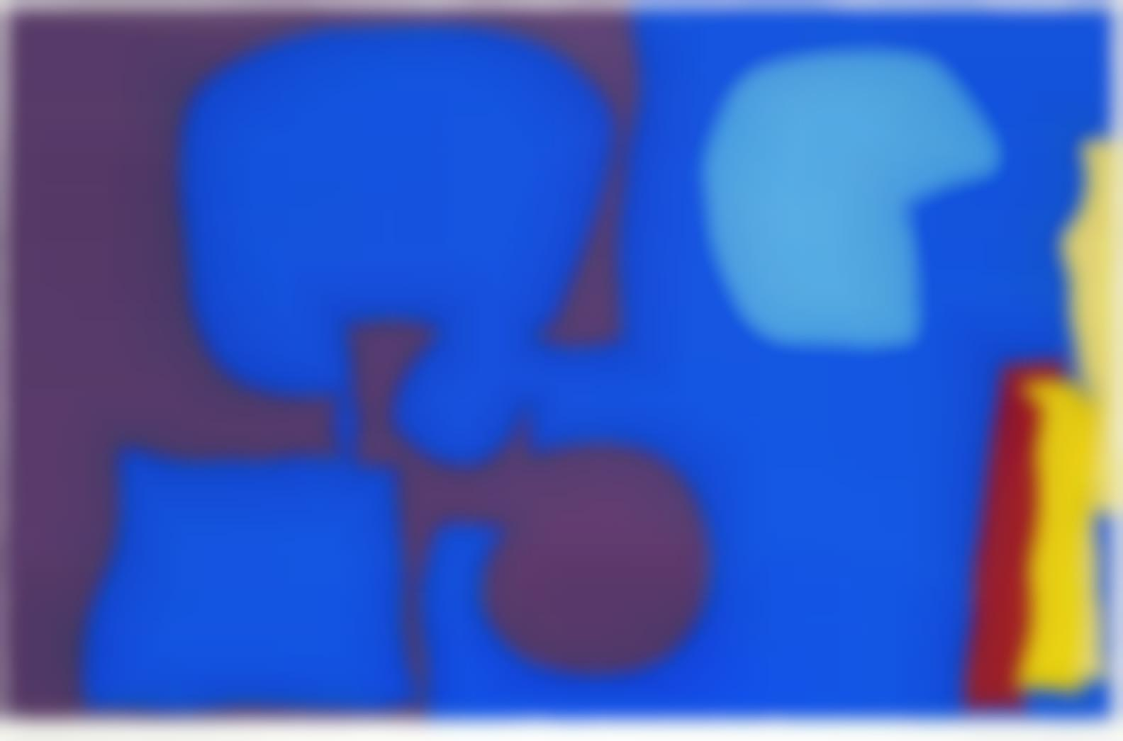 Patrick Heron-Winchester Four : May 1967-1967
