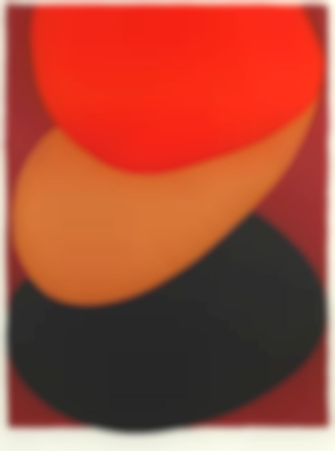 Sir Terry Frost - Orange Dusk (Kemp 56)-1970