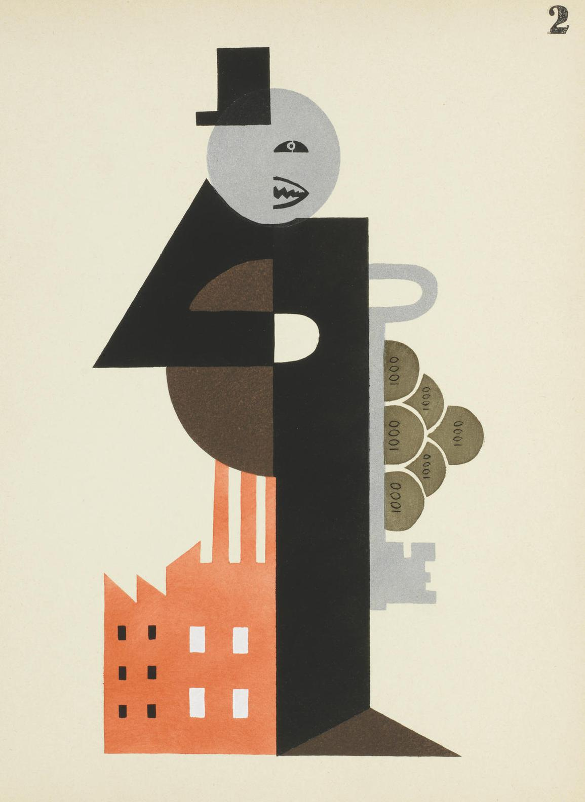 Fred Deltor - Jeu De Massacre-1928