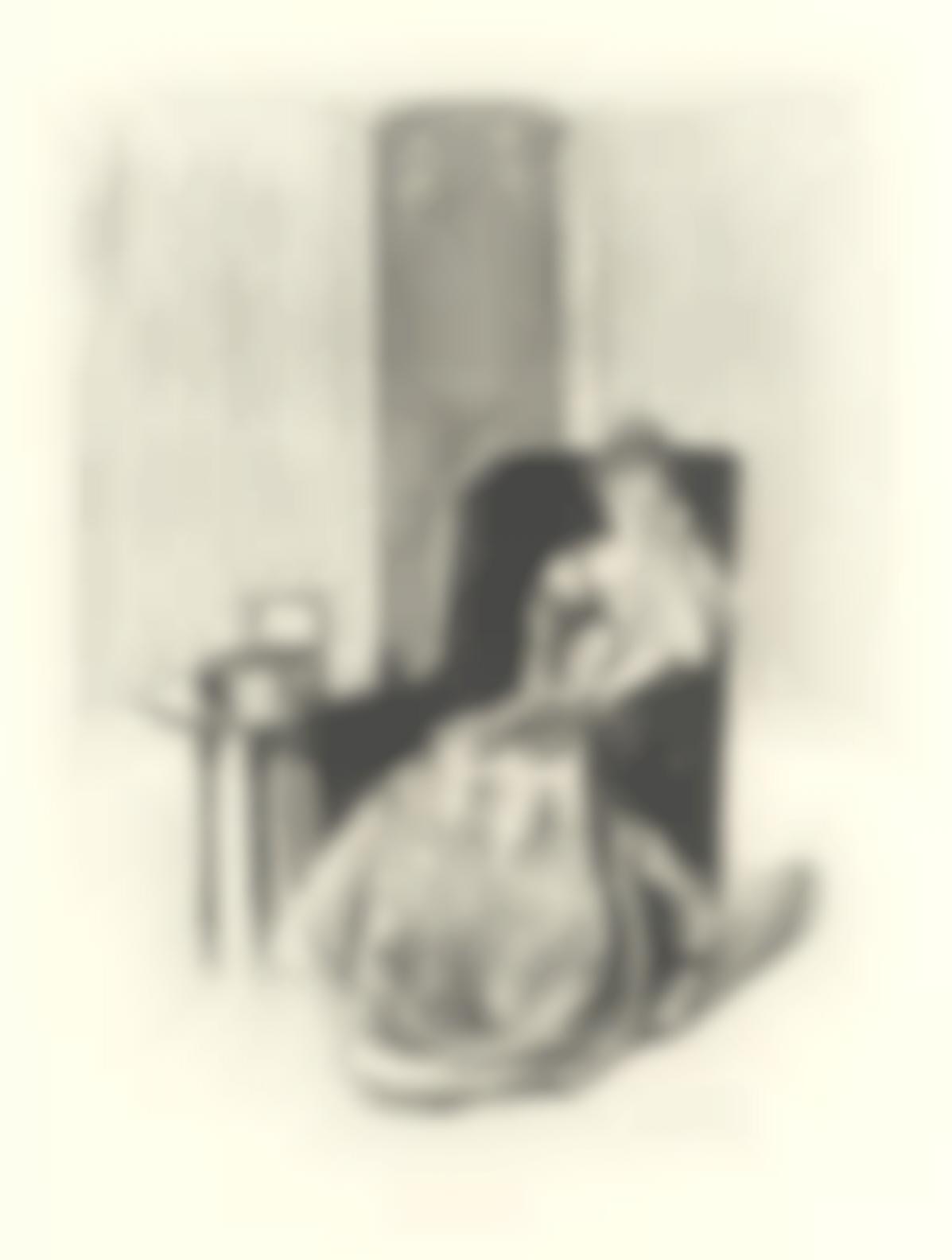 Ethel Gabain - Si Les Bijoux Etaient Indiscrets (Wright 138); 'Le Coin du Canapé' (W.140), 1914, 'Music' (W.174), 1916, 'L'Invitation' (W. 191), 1917 and 'Le Roman' (W.224),1921-1921
