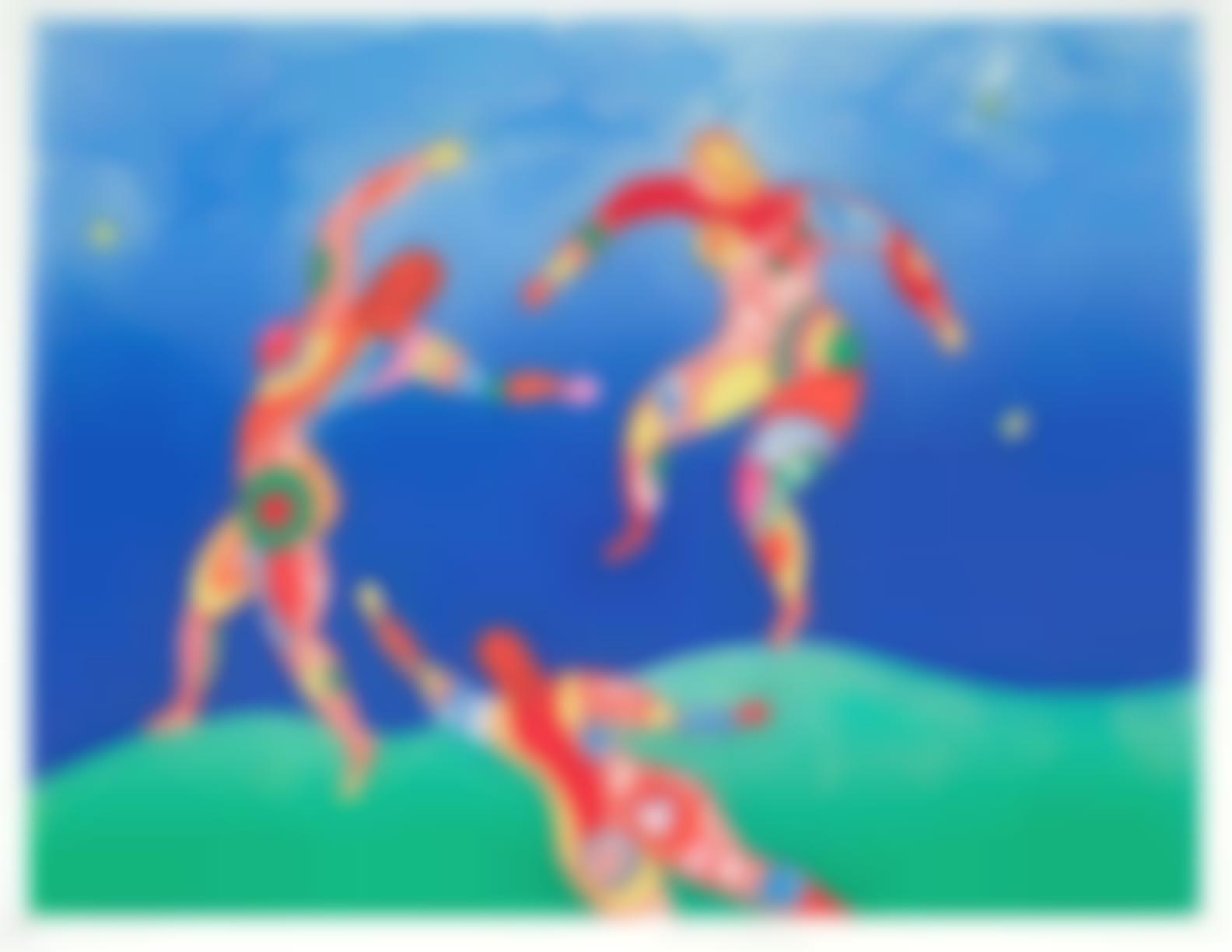 Niki de Saint Phalle-La Danse-1993