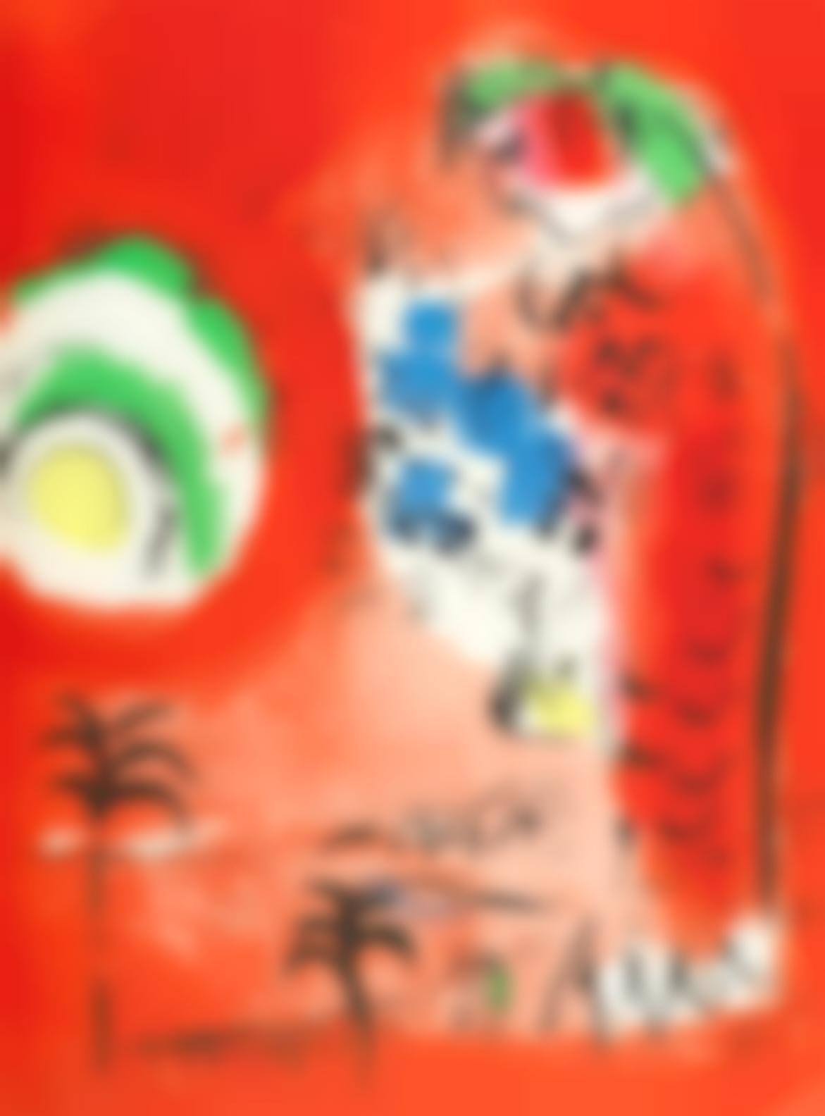 Marc Chagall-Chagall Lithographe I-Vi (Cramer43, 56, 77, 94)-1986